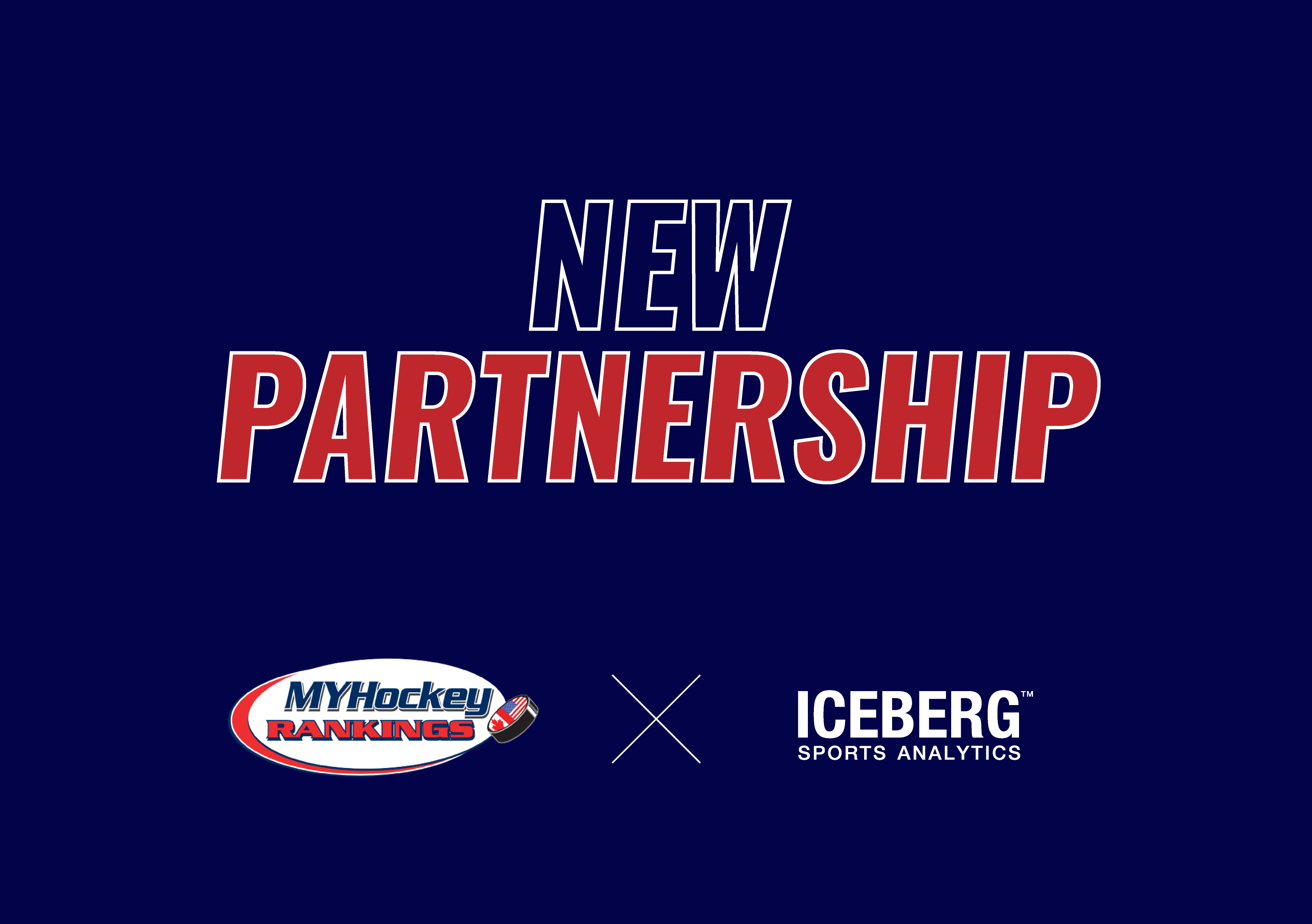 MYHockey Rankings, ICEBERG Sports Analytics Announce Partnership