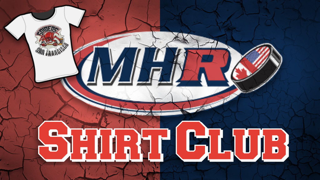 Introducing the MHR Shirt Club!