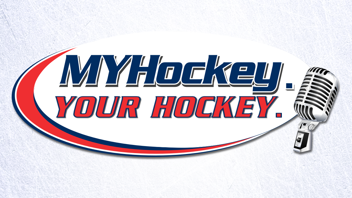 """MYHockey. Your Hockey."" Podcast"
